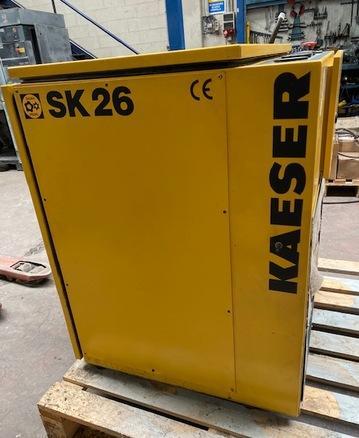 compresor kaeser sk 26