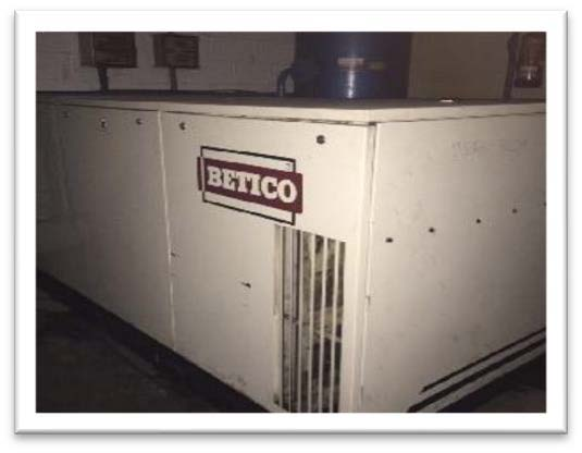 Compresor Industrial BETICO ES-S40
