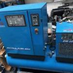 Compresor más Secador sobre Depósito Worthington RLR 1500 AM6/500