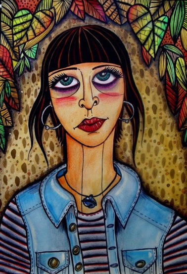 Ilustradores Now IX - Almudena López