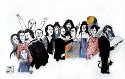 Ilustradores Now VI - Fernando Mendoza
