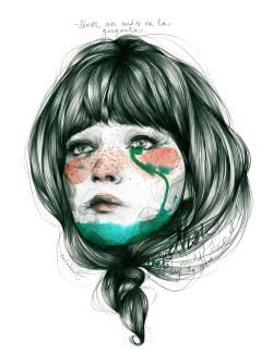Ilustradores Now XI - Paula Bonet