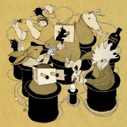 Ilustradores Now V - Santiago Morilla