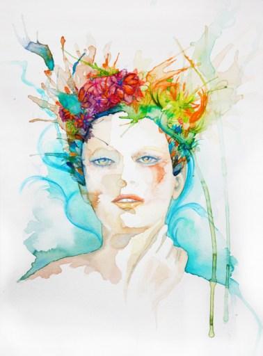 Ilustradores Now VII - Alejandra Ramos