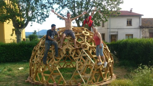 geodesica madera 3