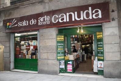 Librería Canuda