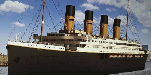 El Titanic volverá a zarpar en 2022 1