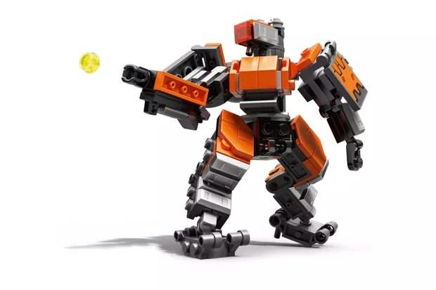 ¡Se filtran los sets de LEGO de Overwatch! 1