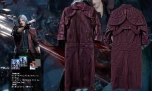 ¿Quieres la chaqueta de Dante de Devil May Cry 5? pues esto costará 3