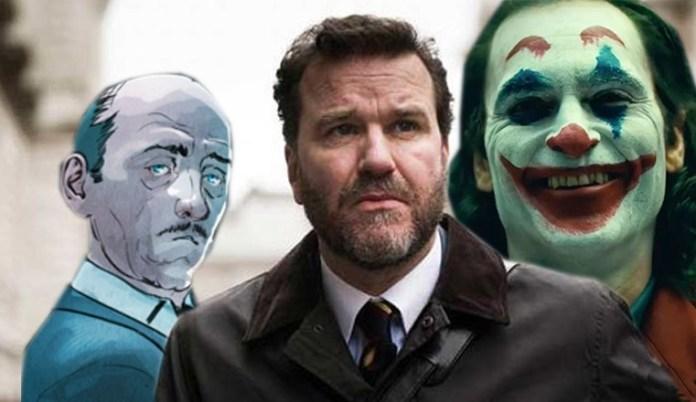 """""""Joker"""" ya tiene a su Bruce Wayne y Alfred Pennyworth 2"""