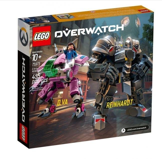 ¡Se filtran los sets de LEGO de Overwatch! 2