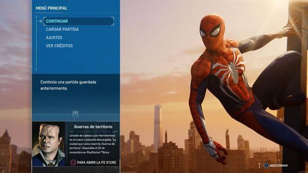 Conoce el siguiente DLC de Marvel´s Spider-Man 3