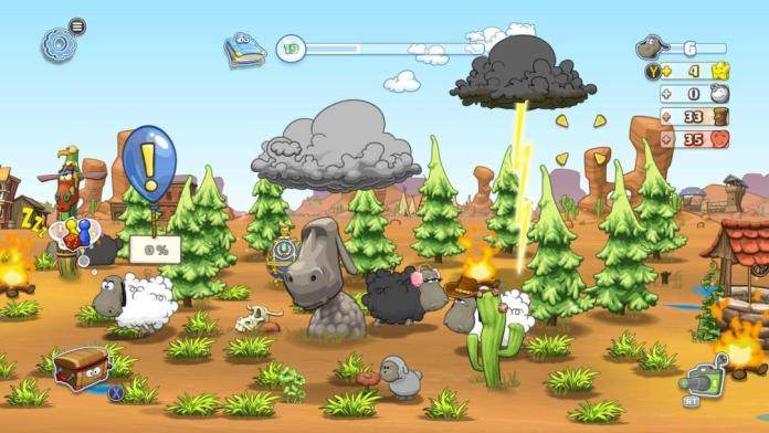 Reseña: Clouds & Sheeps 2 3
