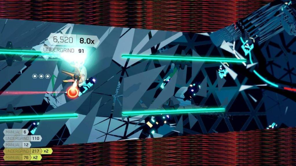Reseña: FutureGrind, un juego que pondrá a prueba tu destreza 2