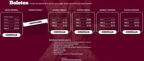 #20añosVL19: Conoce a todos los artistas del Vive Latino 2019 ? 2