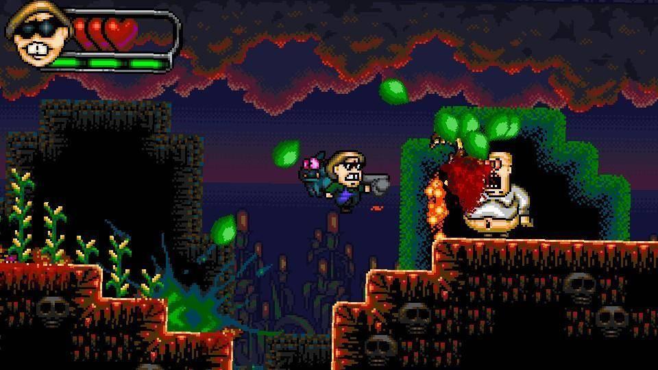 Reseña: Hillbilly Apocalypse, un juego muy a la vieja escuela 5