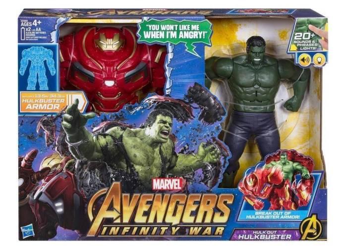 (Spoilers) ¡Los juguetes de Avengers: Endgame se filtran y revelan mucho! 1