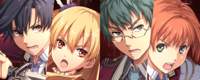 Legend of Heroes: Trails of Cold Steel se lanza para PS4 1