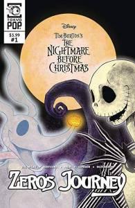 (Rumor) Disney prepara secuela o Live-Action de 'Nightmare Before Christmas' 1