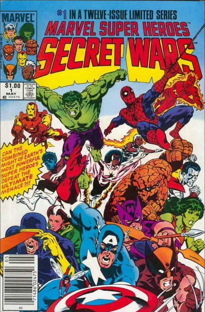 Secret Wars (1986-1987)
