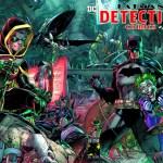 Detective Comics #1000 Portada de Jim Lee
