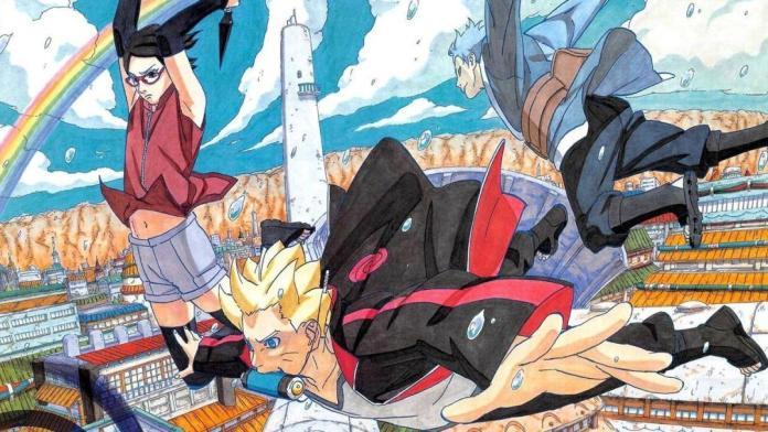 Autor de Boruto espera terminar el manga en 30 volumenes 1