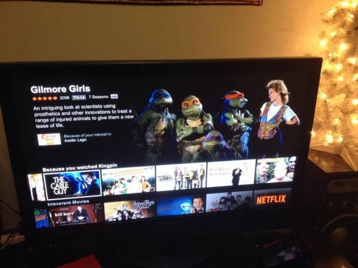 Netflix y Nickelodeon trabajan en nueva película de Teenage Mutant Ninja Turtles 1