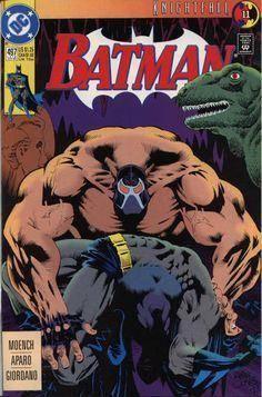 Batman: Knightfall (1993)