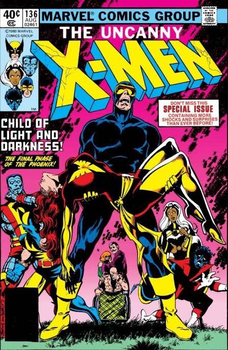 The Dark Phoenix Saga (1980)