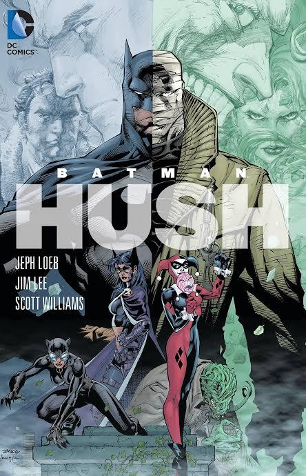 Batman Hush (2002-2003)