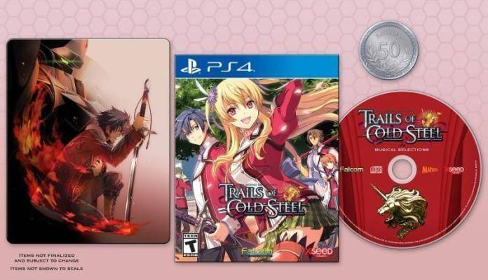 Legend of Heroes: Trails of Cold Steel se lanza para PS4 2