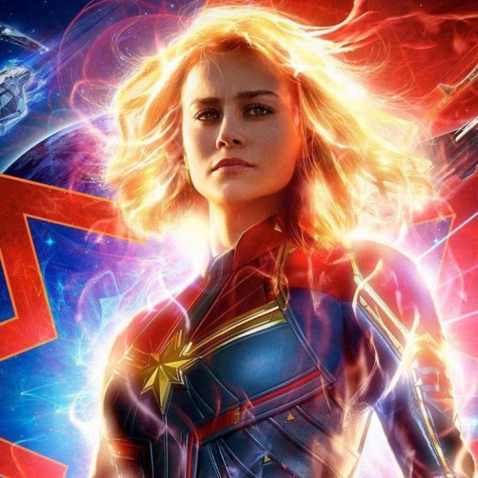 Captain Marvel en cines 8 de marzo