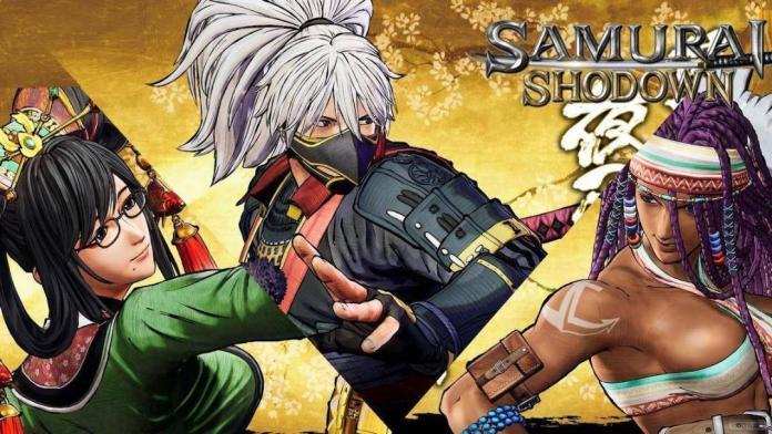 Trailer de Samurai Shodown Revela 3 Nuevos Personajes 1