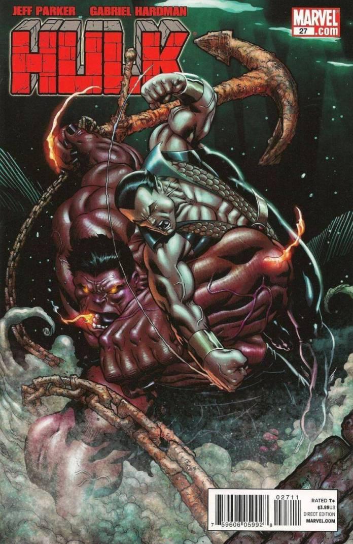 Hulk Vol 2 #27 (2010)
