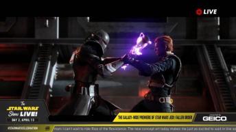 Jedi Fallen