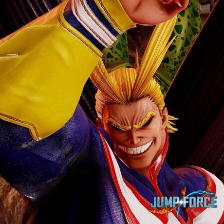 Jump-Force-All-Might-Screen-4