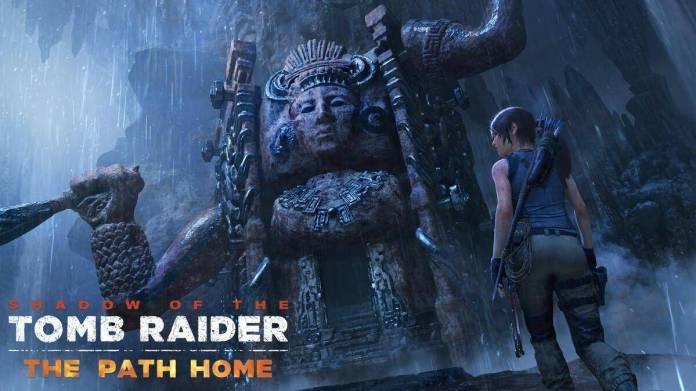 Nuevo y último DLC de Tomb Raider 4