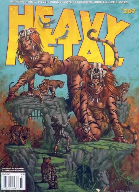 Heavy Metal (1977)