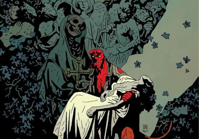 Hellboy, la obra cumbre de Mike Mignola