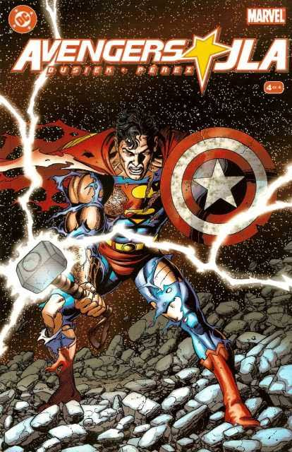 JLA/Avengers #4 (2003)