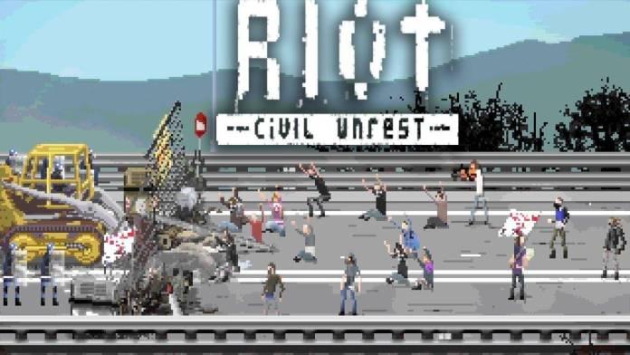 Reseña: Riot: Civil Unrest 3