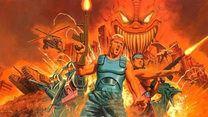 Konami presenta todos los títulos de la Colección de Aniversario de Contra 1