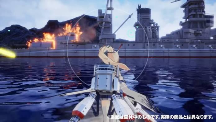 Azur Lane: Crosswave llega a PS4 2