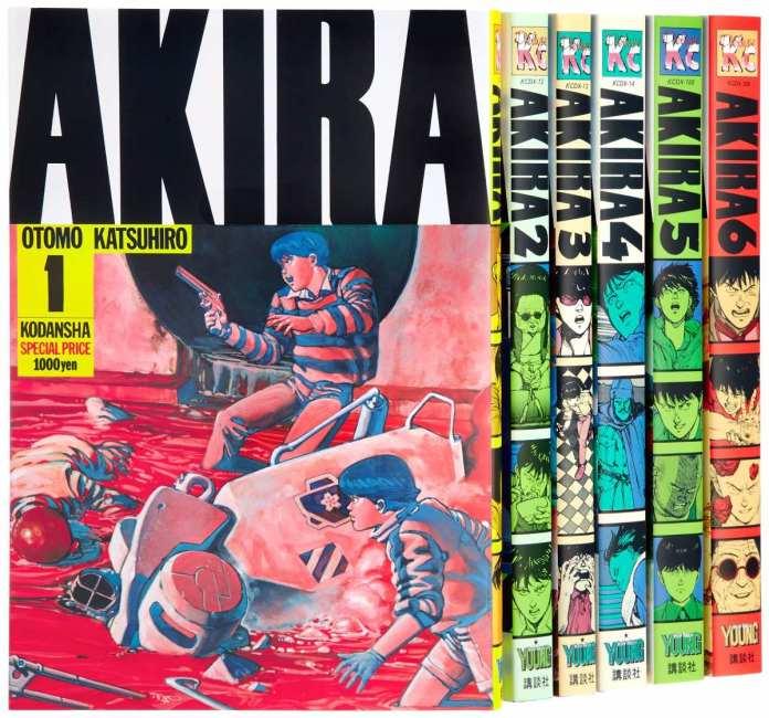Warner Bros. estrenará Akira en el 2021 3