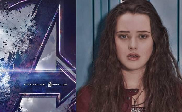 ¿Qué pasó con la escena de Katherine Langford en Avengers: Endgame? 2