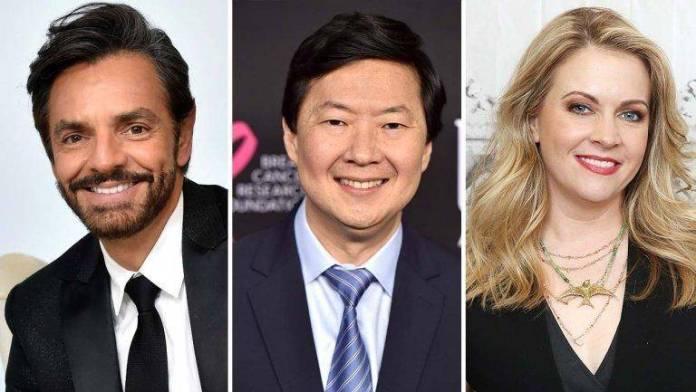 Eugenio Derbez, Ken Jeong, Melissa Joan Hart protagonizan el spin-off deThe Loud House 1
