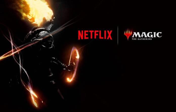 Netflix y los Hermanos Russo preparan anime de Magic: The Gathering 1