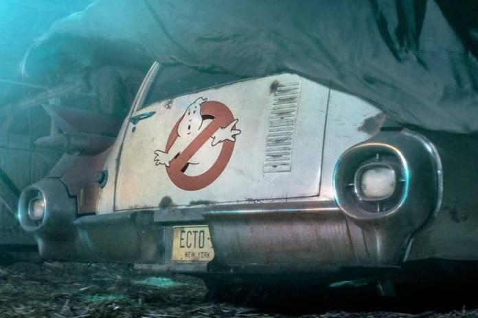 Ghostbusters, Cazafantasmas