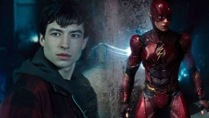 Ezra Miller, The Flash