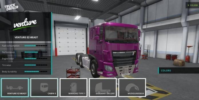 Truck Driver ya está disponible para su venta 1
